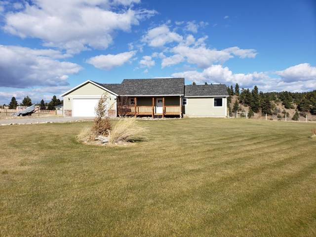 5393 Equestrian Drive, Helena, MT 59602 (MLS #21917219) :: Andy O Realty Group