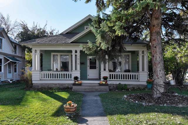 1015 E 6th Avenue, Helena, MT 59601 (MLS #21917291) :: Andy O Realty Group