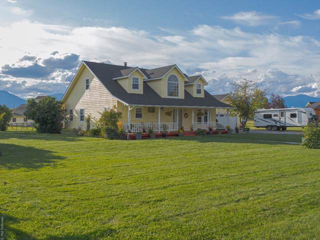 737 Windsong Drive, Corvallis, MT 59828 (MLS #21917346) :: Andy O Realty Group