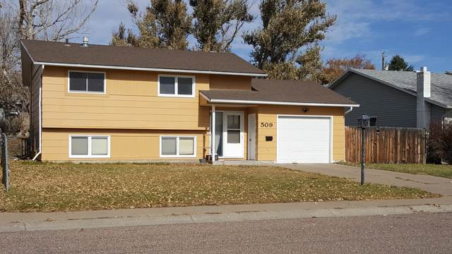509 22nd Avenue NE, Great Falls, MT 59404 (MLS #21917351) :: Andy O Realty Group