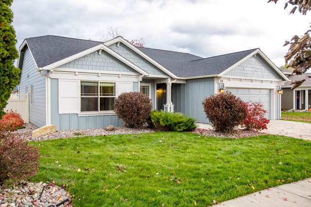 739 Mountain View Drive, Kalispell, MT 59901 (MLS #21917396) :: Performance Real Estate
