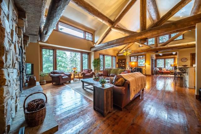 216 Woodland Star Circle, Whitefish, MT 59937 (MLS #21917400) :: Performance Real Estate
