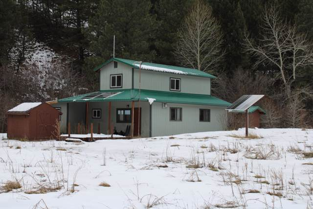 2715 Little Wolf Creek Road, Wolf Creek, MT 59648 (MLS #21917965) :: Andy O Realty Group