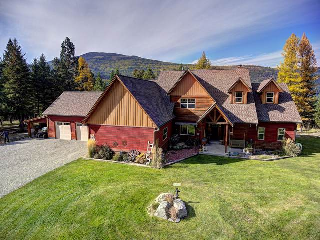 Private Browns Meadow Road, Kila, MT 59920 (MLS #21918074) :: Performance Real Estate