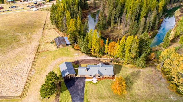 670 Webster Lane, Whitefish, MT 59937 (MLS #21918133) :: Andy O Realty Group