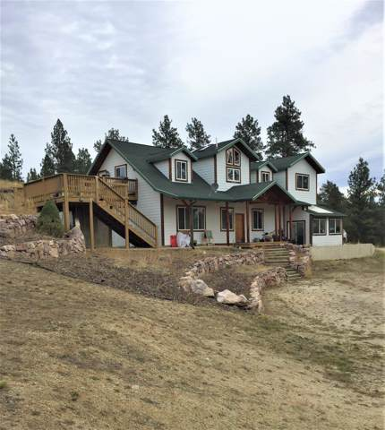1116 Granite Creek Road, Florence, MT 59833 (MLS #21918146) :: Performance Real Estate