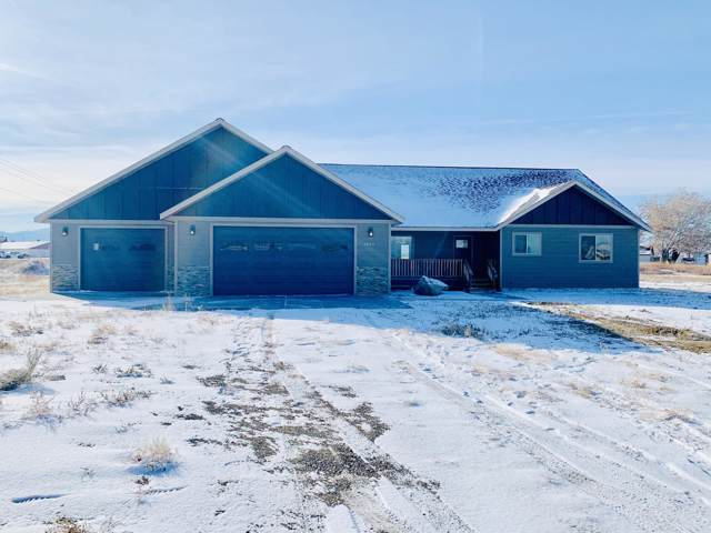 3768 Cupid Drive, Helena, MT 59602 (MLS #21918149) :: Performance Real Estate