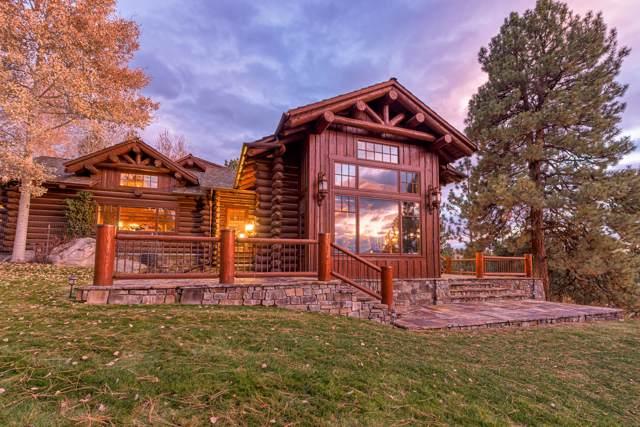 733 Lord Byron Trail, Hamilton, MT 59840 (MLS #21918183) :: Performance Real Estate