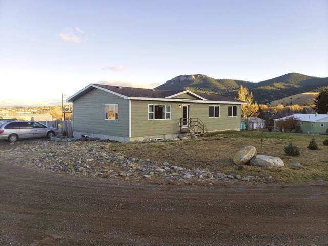 1515 Summit Street, Helena, MT 59602 (MLS #21918211) :: Performance Real Estate
