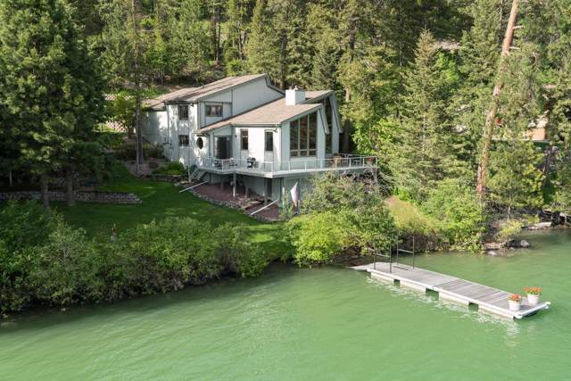 3656 E Lakeshore Drive, Whitefish, MT 59937 (MLS #21918240) :: Performance Real Estate