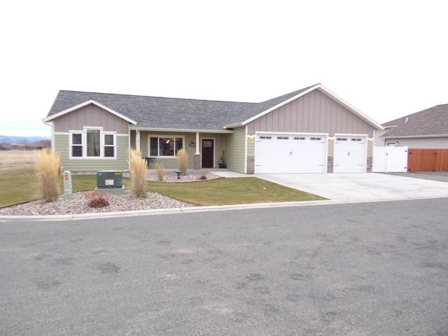 1261 Powder River Court, Helena, MT 59602 (MLS #21918314) :: Andy O Realty Group