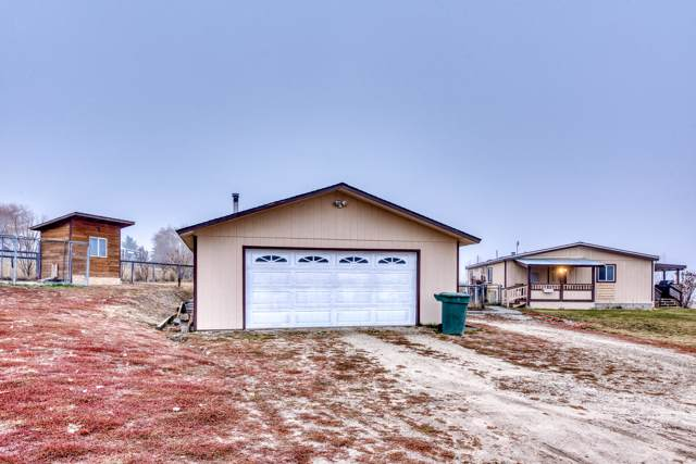 2464 Loyd Drive, Corvallis, MT 59828 (MLS #21918315) :: Andy O Realty Group