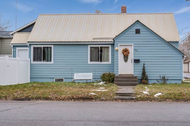 620 9th Street W, Kalispell, MT 59901 (MLS #21918316) :: Andy O Realty Group