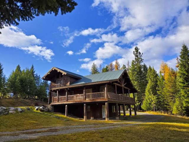 6 Fir Drive, Thompson Falls, MT 59873 (MLS #21918581) :: Andy O Realty Group