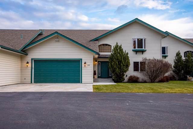 111 Fairway Drive, Whitefish, MT 59937 (MLS #21918656) :: Performance Real Estate