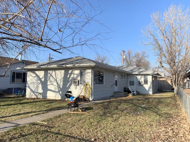 1505 1st Avenue NW, Great Falls, MT 59404 (MLS #21918752) :: Andy O Realty Group