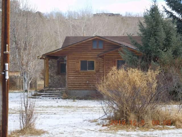 802 Skalkaho, Hamilton, MT 59840 (MLS #21918811) :: Performance Real Estate