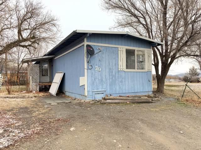 70 Camas Road, Hot Springs, MT 59845 (MLS #21919013) :: Performance Real Estate