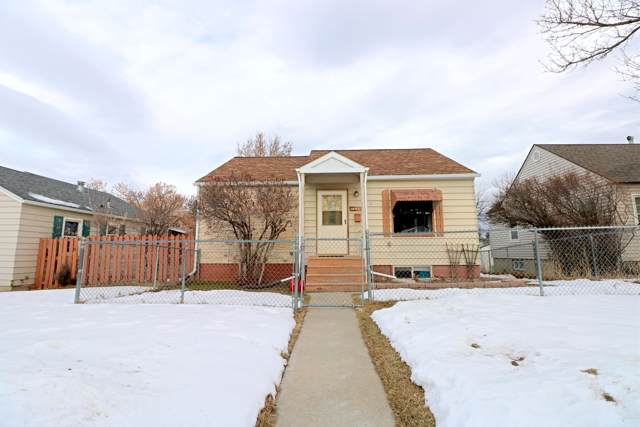 1106 Prospect Avenue, Helena, MT 59601 (MLS #21919173) :: Andy O Realty Group