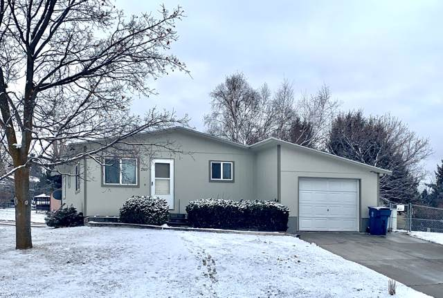 2303 Hillview Court, Missoula, MT 59803 (MLS #21919349) :: Andy O Realty Group