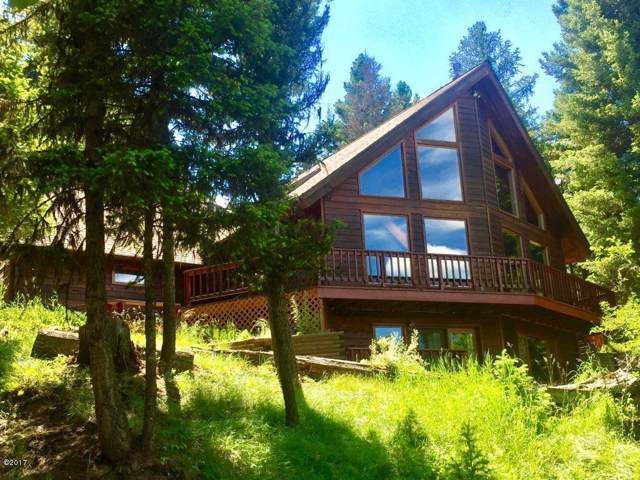 1555 Double Arrow Road, Seeley Lake, MT 59868 (MLS #22000036) :: Performance Real Estate
