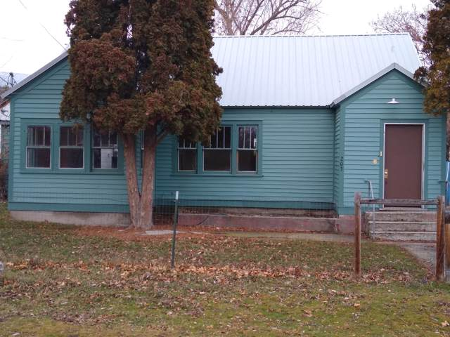 203 Wall Street, Hot Springs, MT 59845 (MLS #22000112) :: Andy O Realty Group