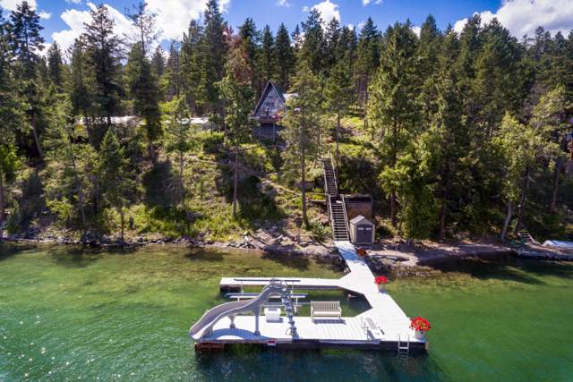 297 Whipps Lane, Lakeside, MT 59922 (MLS #22000385) :: Performance Real Estate