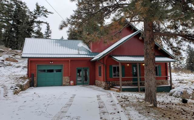13 Mergenthaler Road, Clancy, MT 59634 (MLS #22000517) :: Andy O Realty Group