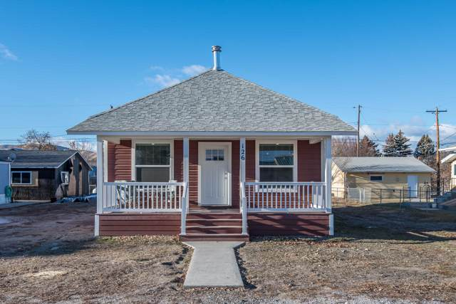 126 S Maple Street, Townsend, MT 59644 (MLS #22000540) :: Andy O Realty Group