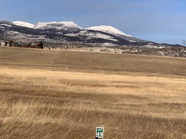 Lot 49 Sky View, Ennis, MT 59729 (MLS #22000603) :: Performance Real Estate