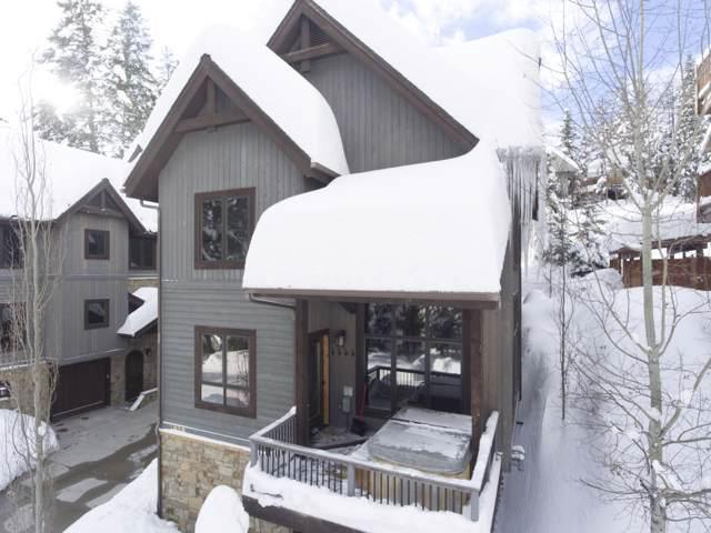 3828 Tamarack Avenue, Whitefish, MT 59937 (MLS #22000691) :: Performance Real Estate
