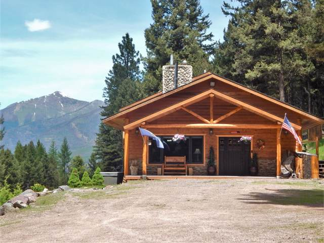 830 & 818 Stage Coach Drive, Seeley Lake, MT 59868 (MLS #22000693) :: Andy O Realty Group