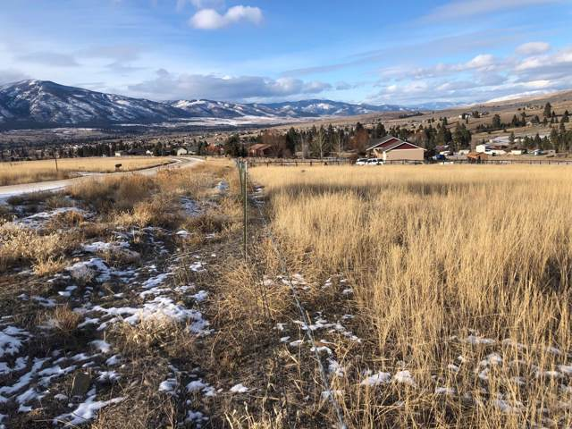 Nhn Fescue Slope, Florence, MT 59833 (MLS #22000820) :: Andy O Realty Group