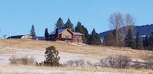 939 Willoughby Lane, Stevensville, MT 59870 (MLS #22000858) :: Andy O Realty Group