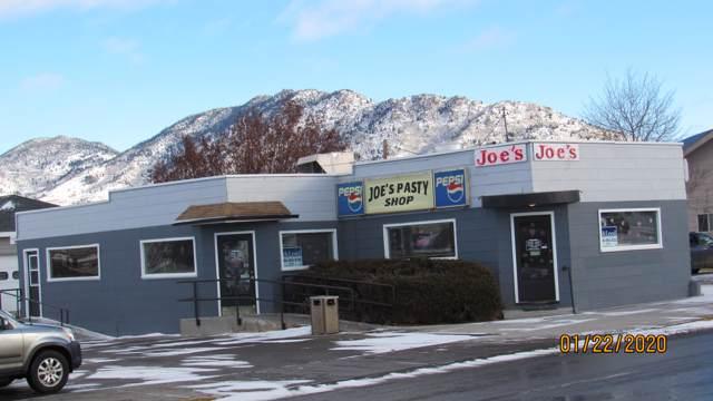 1641 Grand Avenue, Butte, MT 59701 (MLS #22000865) :: Performance Real Estate
