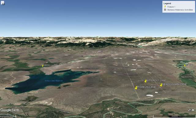 Lot 246 Willow Creek, Augusta, MT 59410 (MLS #22000872) :: Andy O Realty Group