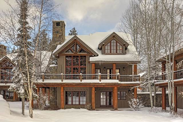 2057 Silverberry Lane, Whitefish, MT 59937 (MLS #22000912) :: Andy O Realty Group