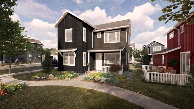 814 Trailview Way, Whitefish, MT 59937 (MLS #22001059) :: Andy O Realty Group