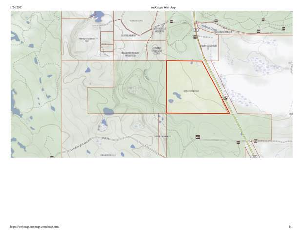 Lot 1-2 Mt Hwy 83, Condon, MT 59826 (MLS #22001189) :: Andy O Realty Group