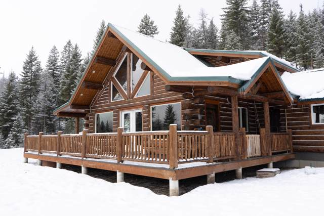 707 Lower Lost Prairie Road, Marion, MT 59925 (MLS #22001223) :: Performance Real Estate