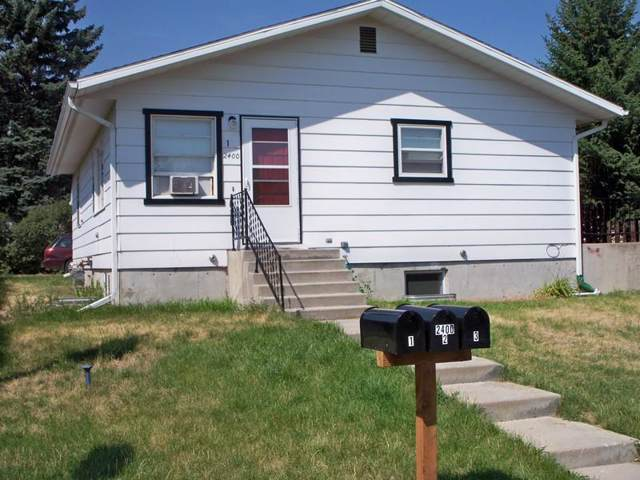 2400 Columbia Avenue, Helena, MT 59601 (MLS #22001367) :: Andy O Realty Group