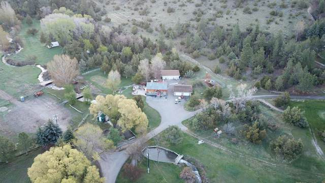 8445 Canyon Ferry Road, Helena, MT 59602 (MLS #22001554) :: Performance Real Estate