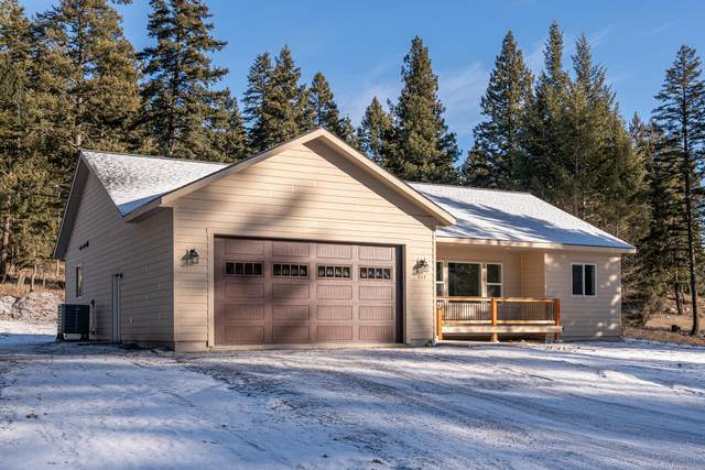 157 Crystal View Court, Lakeside, MT 59922 (MLS #22001590) :: Andy O Realty Group