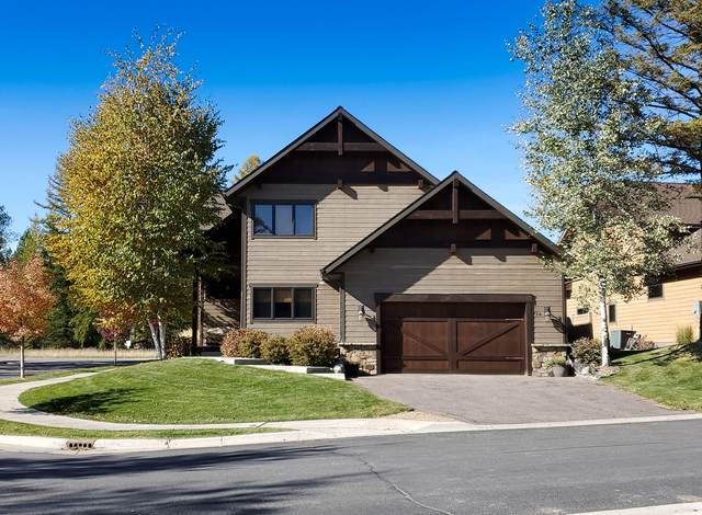 734 Clearwater Drive, Whitefish, MT 59937 (MLS #22001687) :: Performance Real Estate