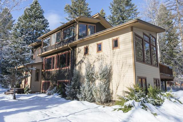 311 Blanchard Hollow Road, Whitefish, MT 59937 (MLS #22001737) :: Andy O Realty Group