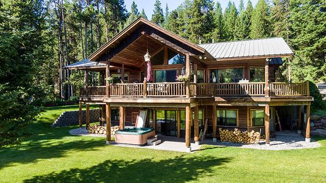 629 Swanland Drive, Condon, MT 59826 (MLS #22001862) :: Andy O Realty Group
