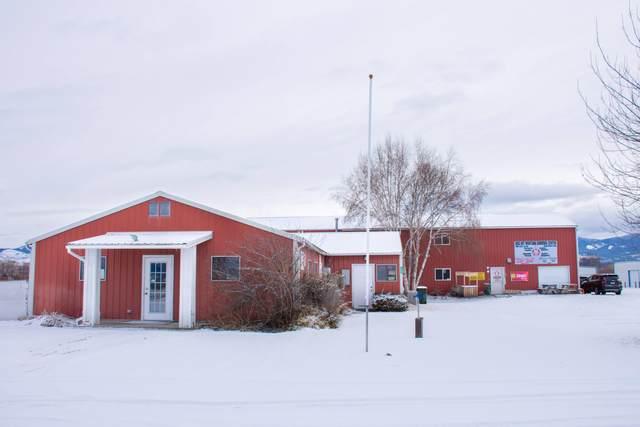 1200 Eastside Highway, Corvallis, MT 59828 (MLS #22001872) :: Dahlquist Realtors