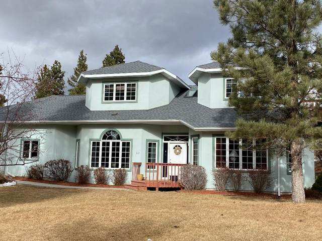 67 Park Drive, Clancy, MT 59634 (MLS #22001914) :: Andy O Realty Group