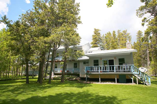 1228 4th Avenue, East Glacier Park, MT 59434 (MLS #22001915) :: Whitefish Escapes Realty