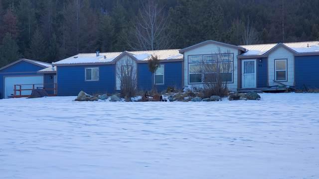 54 Bierney Creek Trail, Lakeside, MT 59922 (MLS #22001937) :: Performance Real Estate